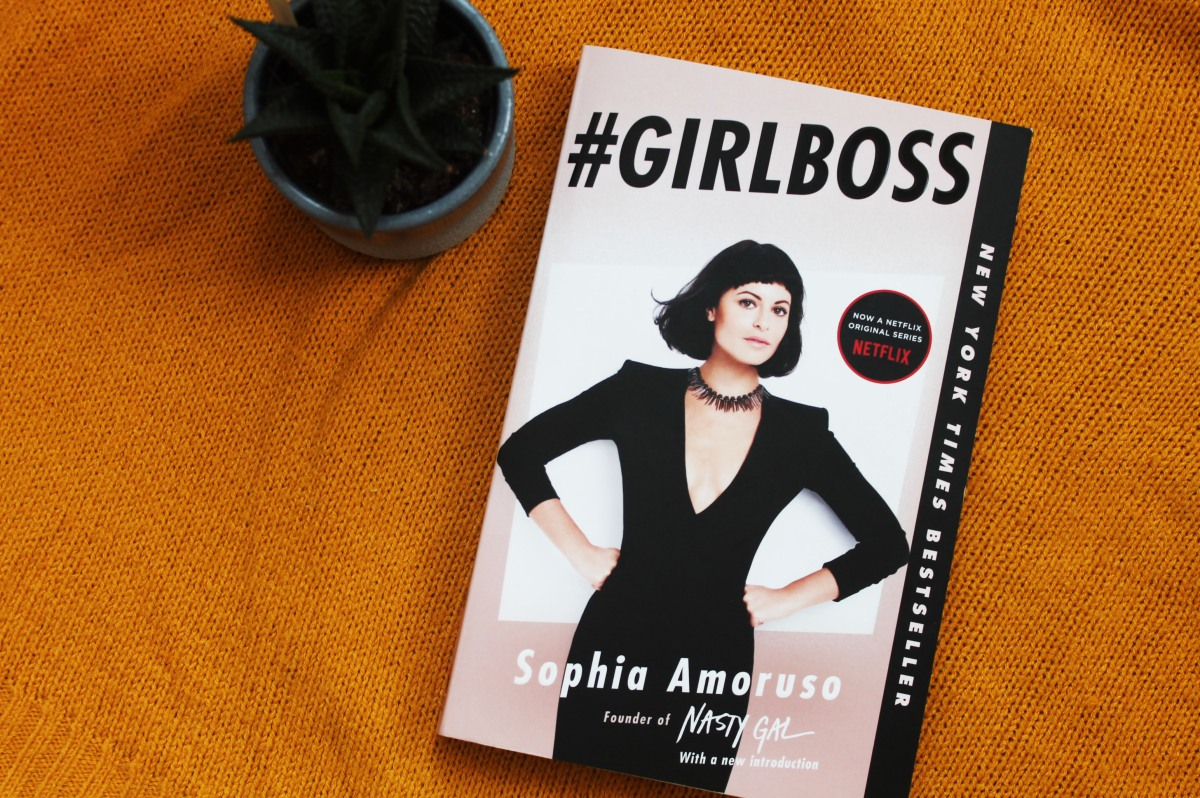 #GIRLBOSS - Book Club #1